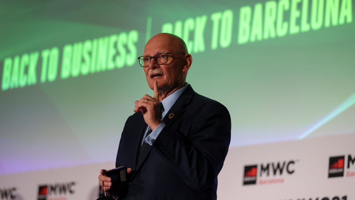 El director general de la GSMA Limited, John Hoffman.