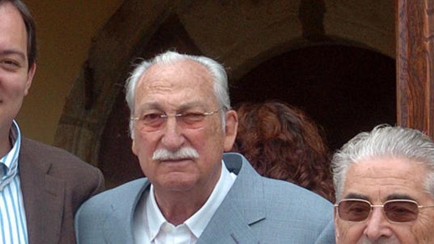 Fallece Emilio Arenas García, cofundador de Bodegas Enate y del grupo inmobiliario Nozar