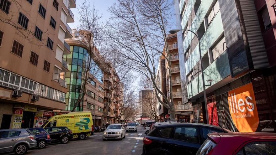 La Federació de Veïns apoya el proyecto de Cort para peatonalizar Nuredduna
