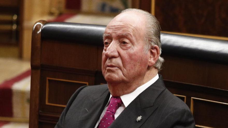 IU amplía su querella contra Juan Carlos I ante el Supremo