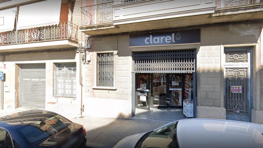 Atraquen a punta de ganivet el Clarel de Sant Vicenç de Castellet