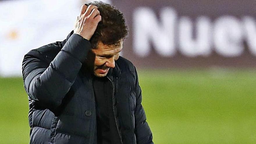 El requisito de Simeone para renovar con el Atlético de Madrid