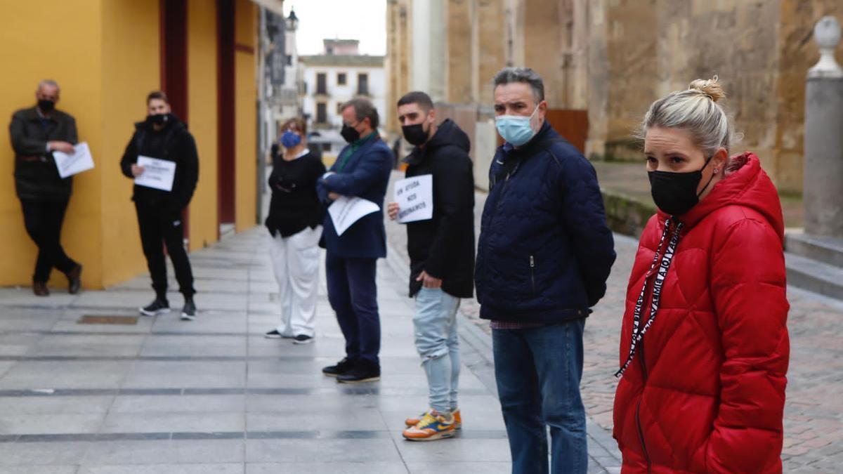 """Hosteleros y comerciantes de la Judería reclaman ayudas para """"salvar"""" la zona ante las fiestas"""