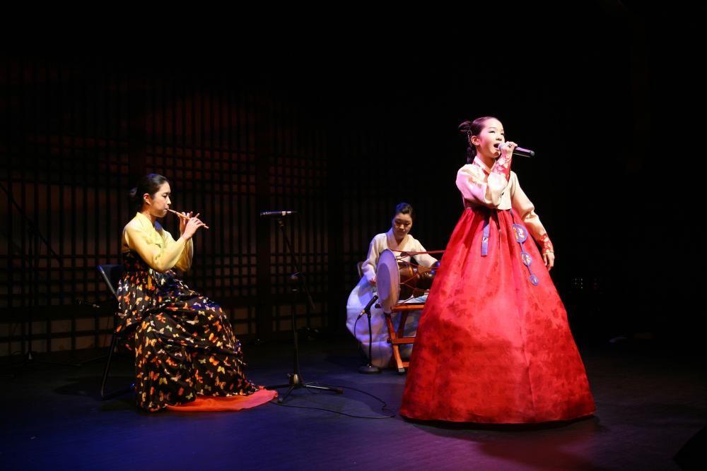 Corea del Sur -  El Arirang, canto lirico tradicional en la Republica de Corea.