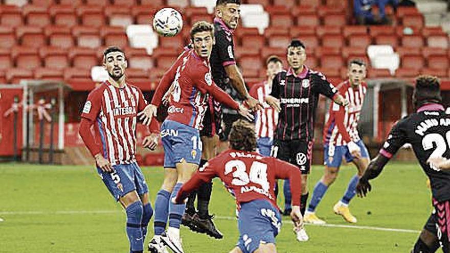Pedro Díaz golea y Berto hace doblete: filial y primer equipo