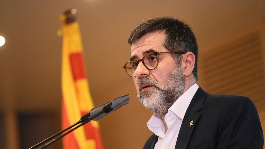 """Jordi Sànchez advierte que """"un Govern de coalición requiere confianzas y lealtades"""""""