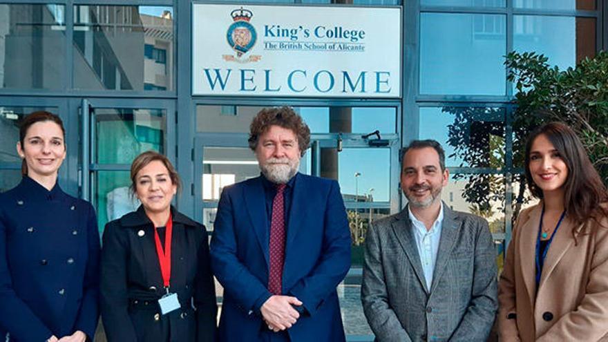 Consultas médicas en tiempo real en el colegio King's College
