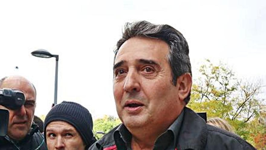 L'Audiència reobre una investigació a Bustos per malversar fons de l'FMC