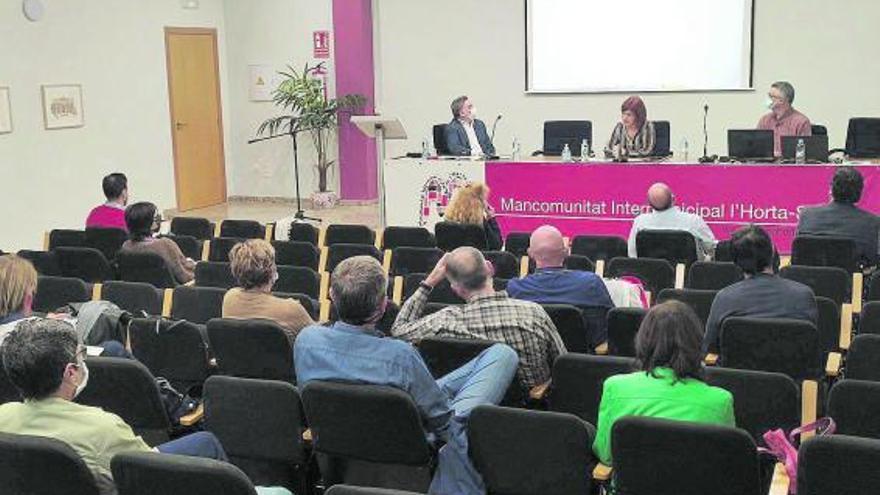 L'Horta Sud reedita el pacto para impulsar el empleo