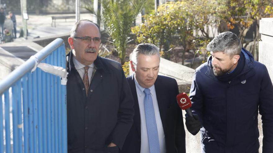 La Audiencia confirma el procesamiento de Prada por el Campus de la Justicia de Madrid