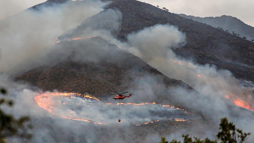 Las seis generaciones de incendios en la historia de España