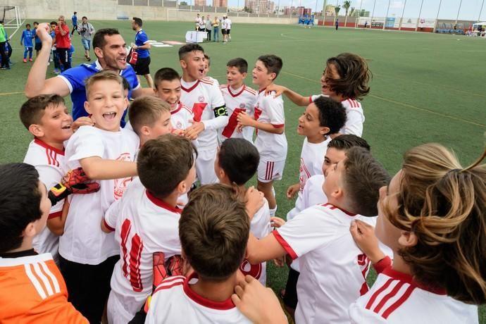 Finales de la Copa de Campeones Alevines. Final Huracan - San Fernando (Preferente)  | 16/06/2019 | Fotógrafo: Tony Hernández