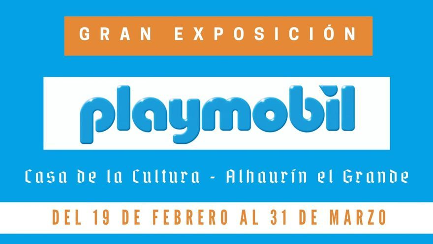 Gran exposición de Playmobil