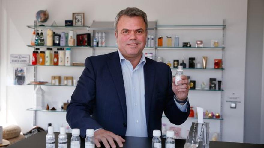 Eurofragance: un negocio de narices