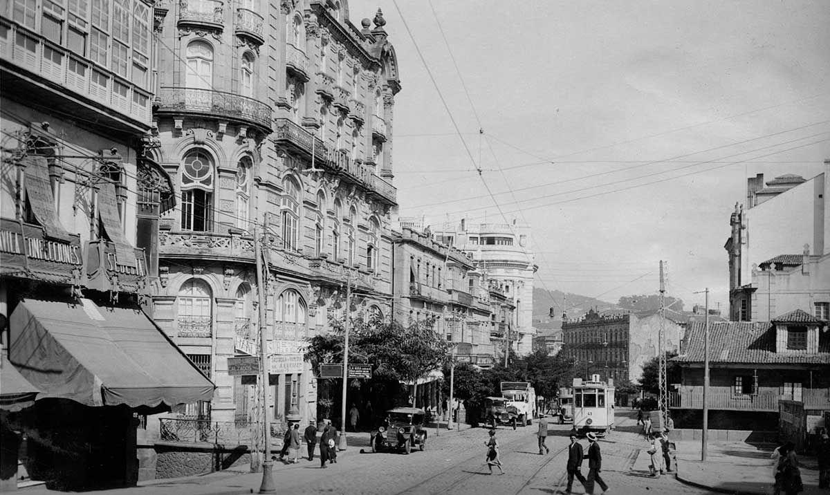 Porta do Sol 1920 -1936