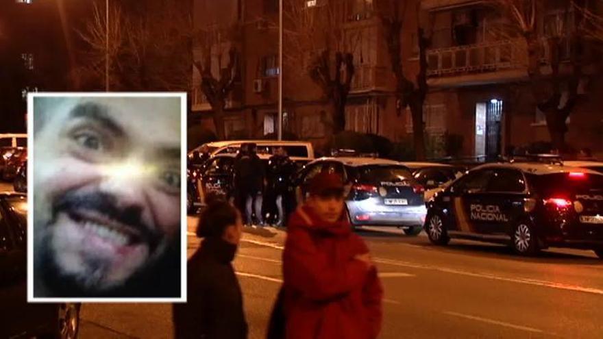 Así es Nacho 'El Raciones', el ultra del Atlético detenido por apuñalar a otro seguidor