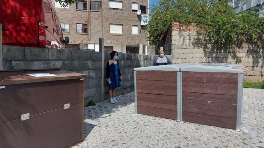 Cangas abre centro de compostaje en la calle Poio y ultima otros en A Choupana y Canabés