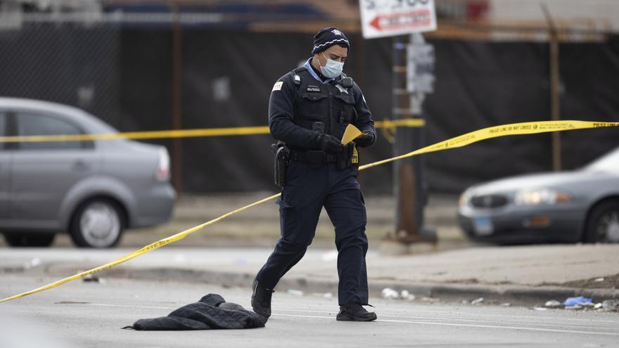 Al menos cuatro muertos y cuatro heridos graves en un tiroteo en EEUU