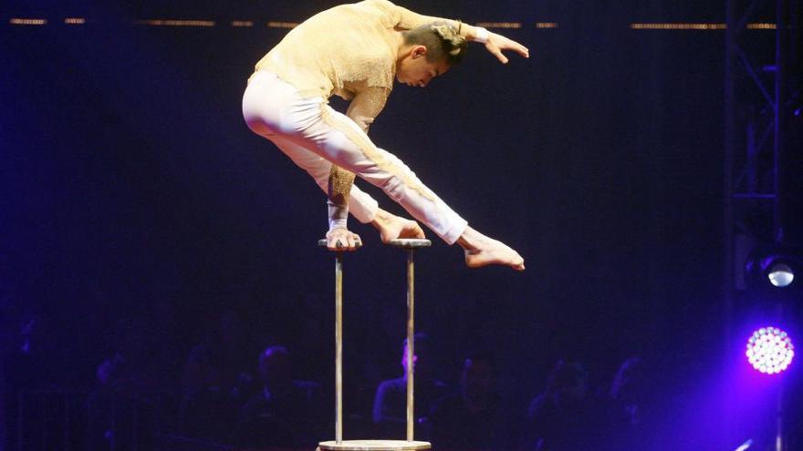 Festival del Circ: Premis per a Corea, Colòmbia i Mongòlia