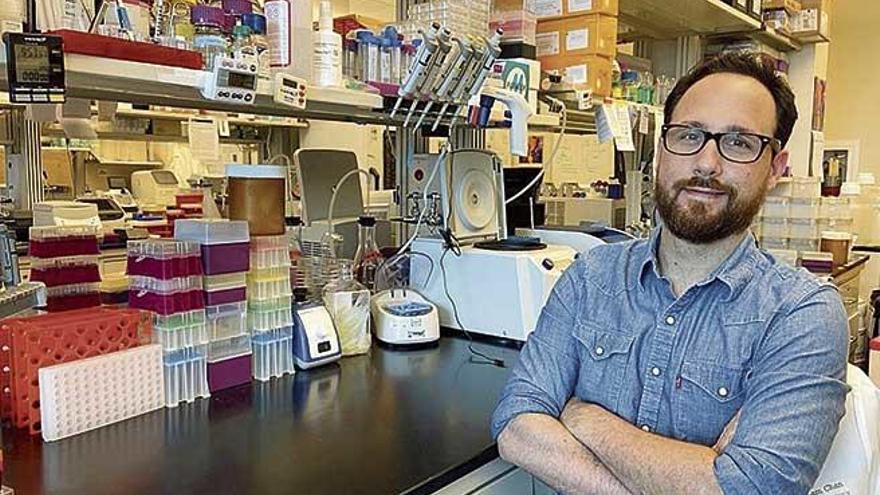 Un biólogo mallorquín descubre el efecto de una proteína sobre el cáncer