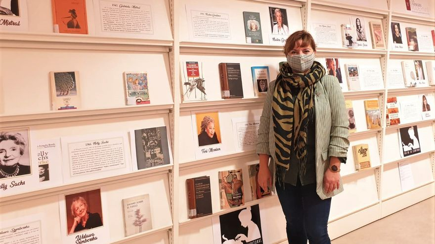 Elda muestra el legado de las 16 mujeres galardonadas con el Nobel de Literatura