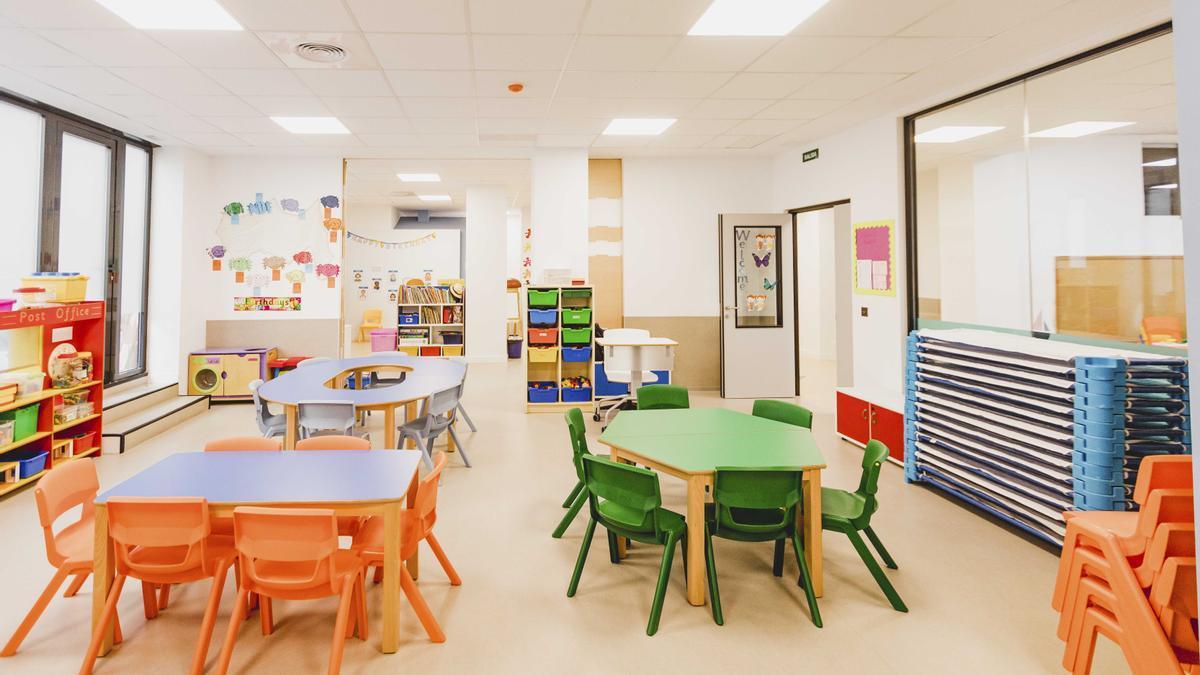 El centro educativo celebra una jornada virtual de puertas abiertas los días 20, 21 y 22 de abril.