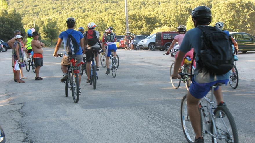 La DGT impartirá un curso de movilidad en bicicleta para promocionar su uso en Puebla de Sanabria