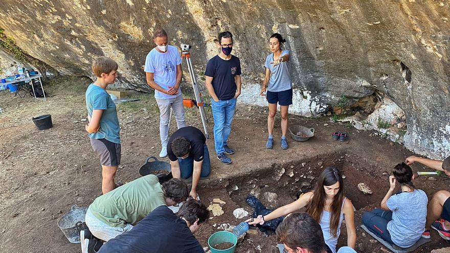 Reclutan el doble de arqueólogos en l'Hedra ante la abundancia de restos