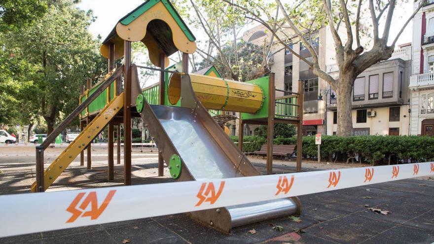 València abrirá sus parques y jardines el próximo domingo para pasear con los niños