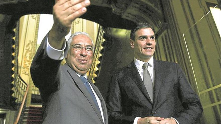El espejo portugués