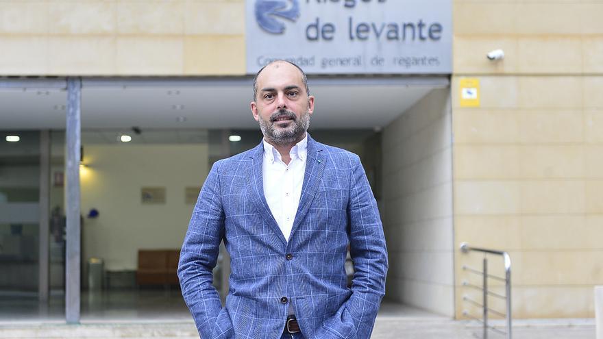 Javier Berenguer: «Nadie entiende la política antitrasvasista del Gobierno. Hablamos de agua, un bien público»