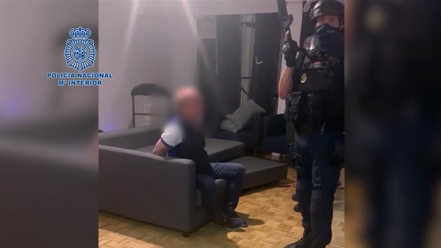 La Audiencia Nacional suspende la extradición del 'Pollo' Carvajal hasta resolver la petición de asilo
