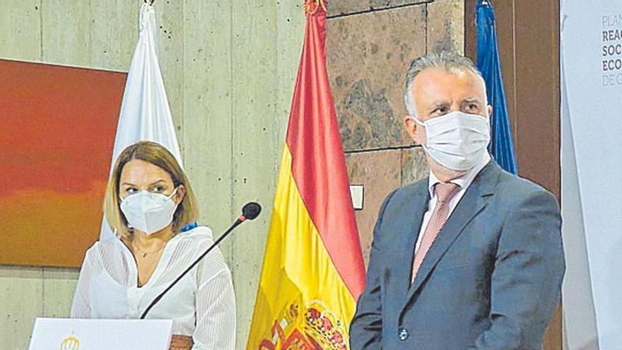 El presidente Torres abre su agenda  a las organizaciones sociales