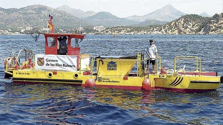 El concurso para la limpieza del litoral ya ha sido adjudicado y comenzará el 1 de octubre