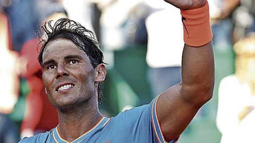 Nadal sufre para tumbar a Pella y meterse en semifinales