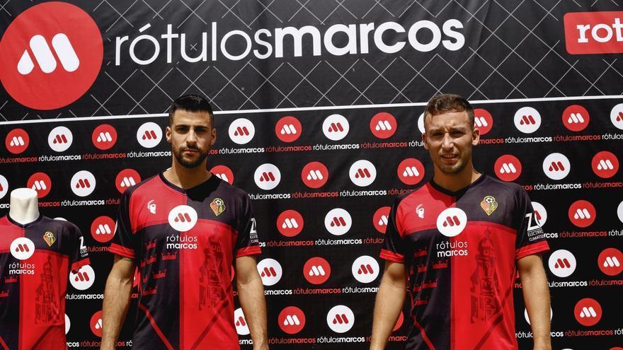 El CAP Ciudad de Murcia presenta su nueva equipación para la temporada 2021-2022