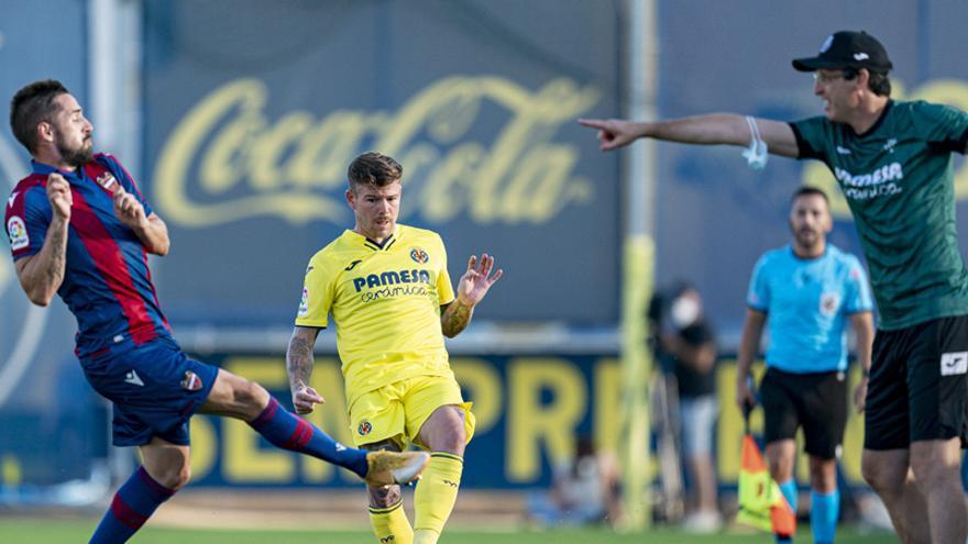 No te pierdas el vídeo del resumen del Villarreal - Levante