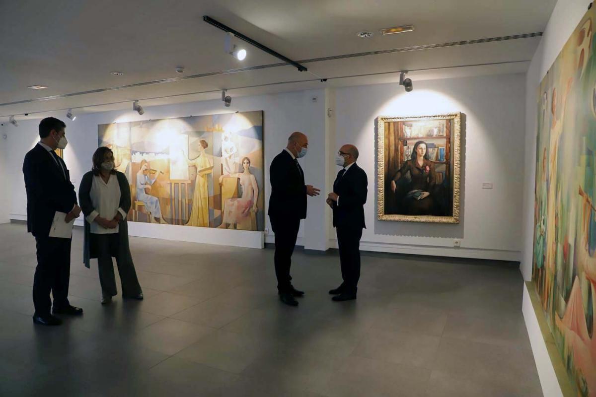 La Fundación Viana saca a la luz tesoros escondidos del arte en Córdoba