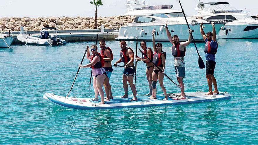 Wassersportfreuden für die ganze Familie auf Mallorca