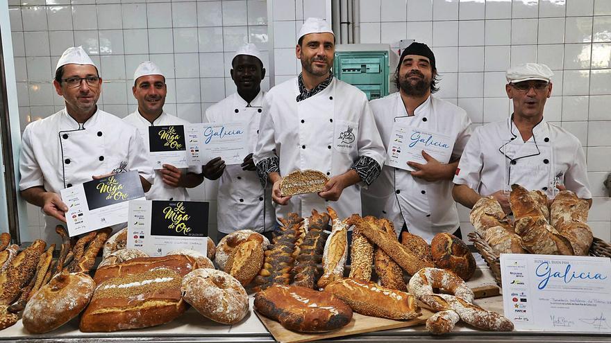 El mejor pan de Galicia se hace en Nigrán