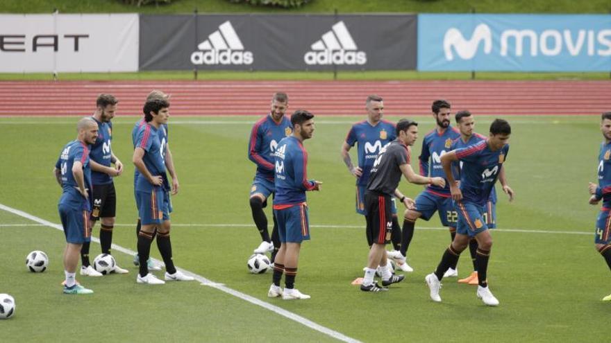 Control antidopaje sorpresa a los jugadores españoles