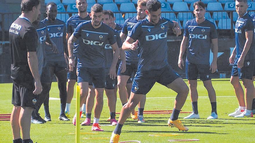 El Castellón, obligado a entrenar a diario en Castalia durante un mes