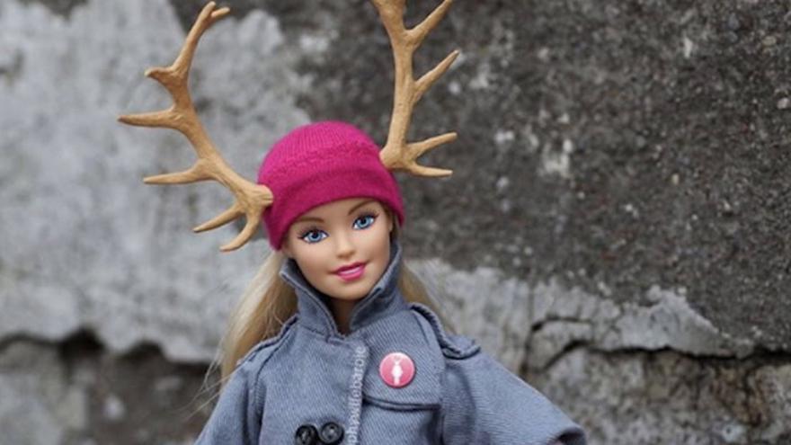 Nueva Barbie en el mercado