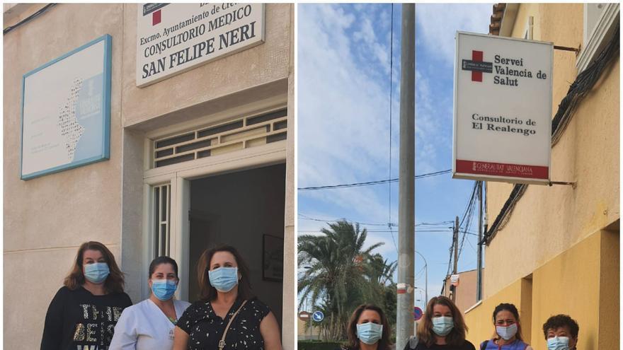 Crevillent baraja remodelar el consultorio de San Felipe Neri