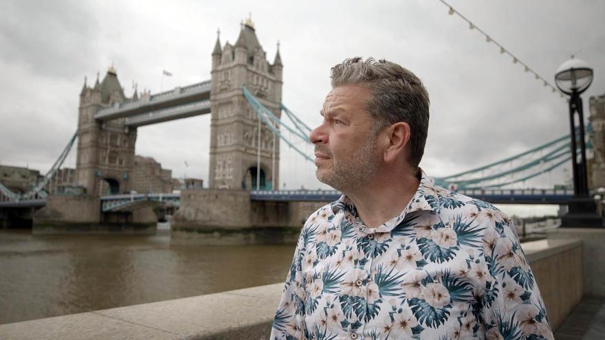 """Alberto Chicote la lía en Londres: """"Si vivieses en España tendrías que esconderte en un agujero"""""""