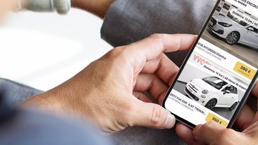 Wabi, el servicio de coche por suscripción de Santander Consumer, ya está presente en Baleares