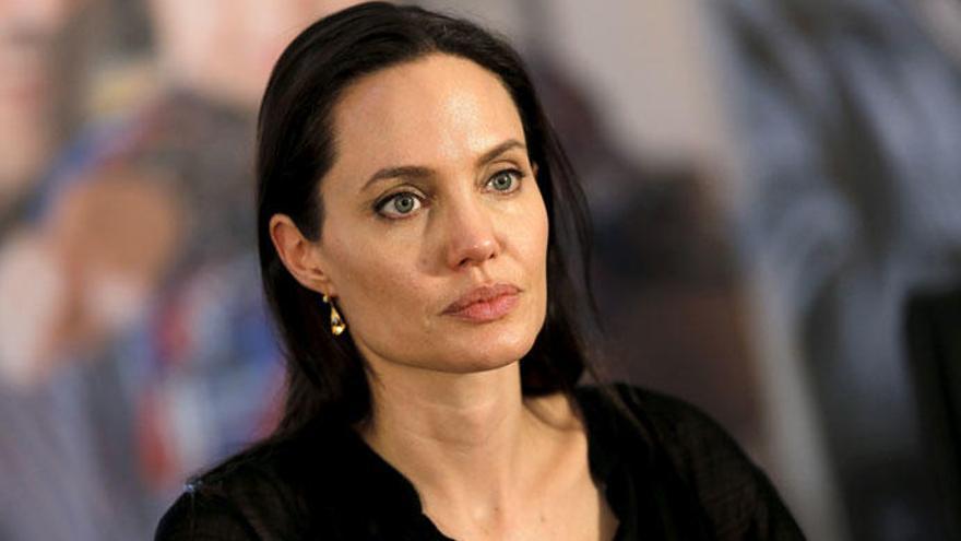 El sorprendente cambio de Angelina Jolie para su próxima película