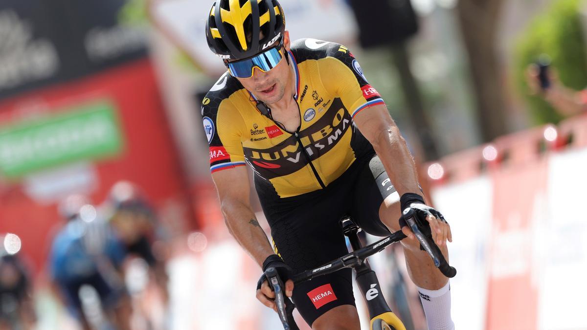 Etapa 11 de la Vuelta: Antequera - Valdepeñas.
