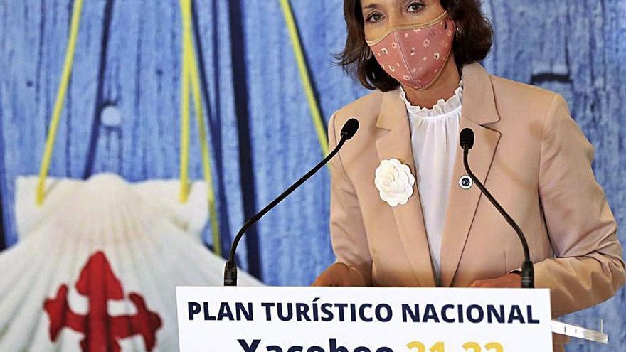 El Gobierno lanza el Plan del Xacobeo dotado de 121 millones de euros