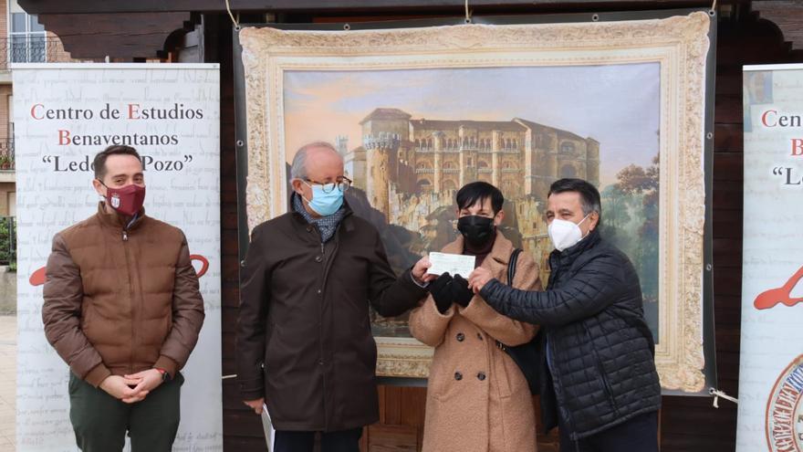 Ayuntamiento de Benavente y Ledo del Pozo firman un convenio para atender necesidades de alimentación de niños de familias vulnerables